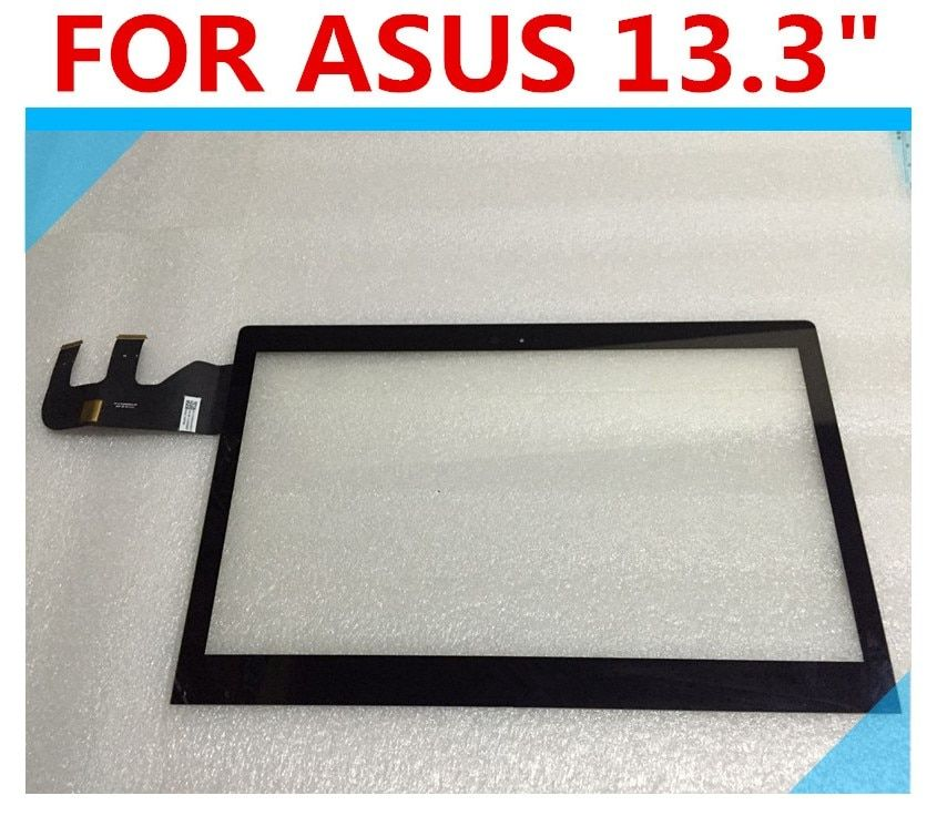 For Asus Zenbook UX303 UX303LA UX303LN TP300LA TP300LD TP300LJ Q302 Q302L Q302LA Touch Panel Glass Laptop Screen Replacement