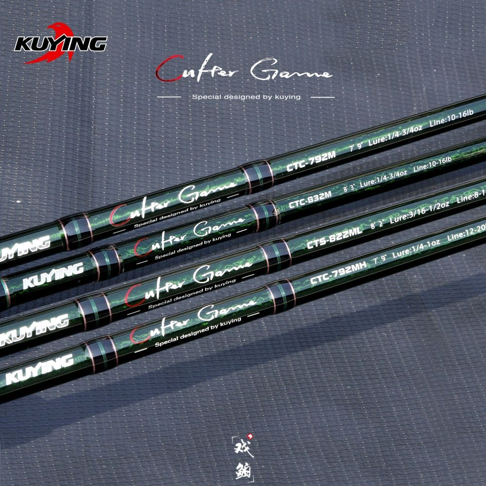 KUYING CULTER SPIEL 2,37 m 7'9