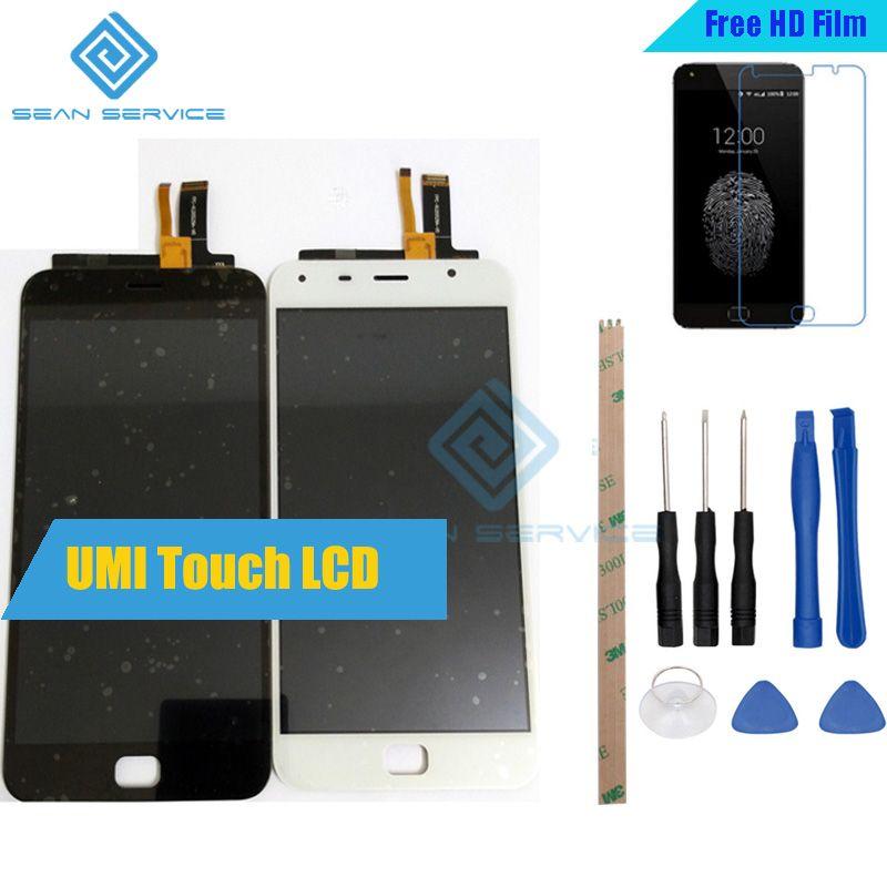 Pour D'origine UMI Tactile LCD Affichage et Écran Tactile Digitizer lcd Assemblée UMI Tactile X LCD + Outils 5.5