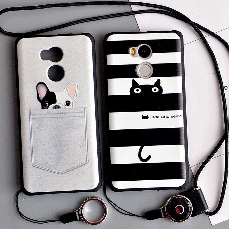 Для Xiaomi Redmi 4 Pro Чехол редми 4 крышки Роскошные 3D рисунком мягкий силиконовый чехол для Xiaomi Redmi 4 Капа Fundas В виде ракушки