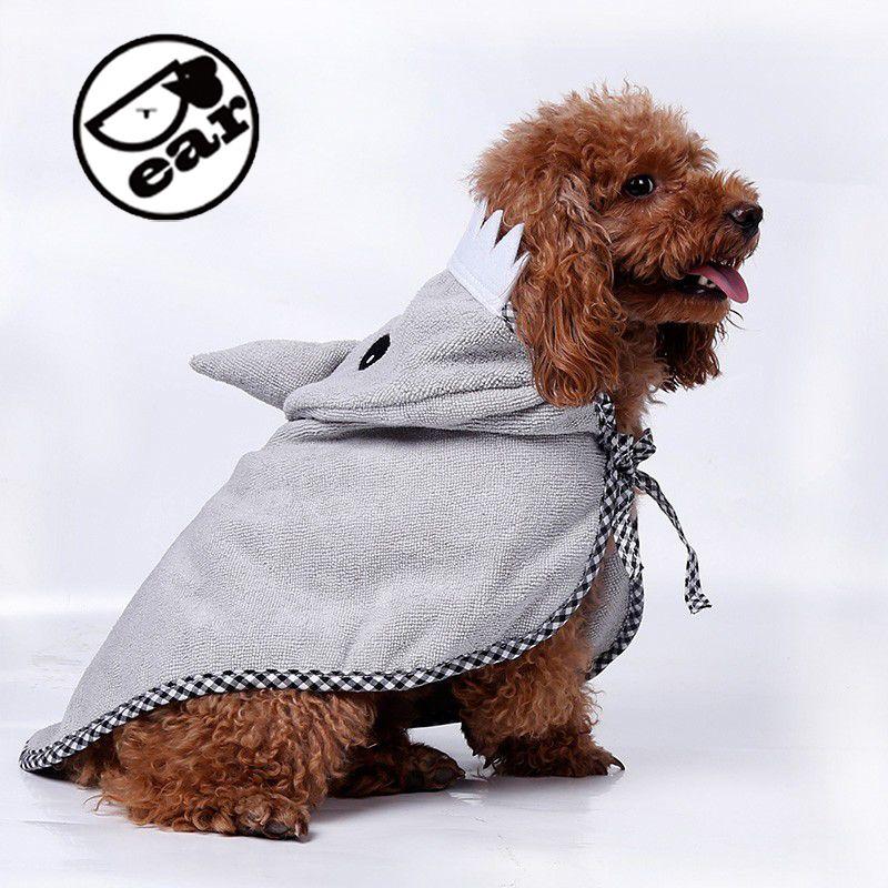 Chien chat nettoyage nécessaire animal de compagnie séchage serviette Ultra-absorbant chien serviette conception animale faite par microfibre haute qualité 4 tailles