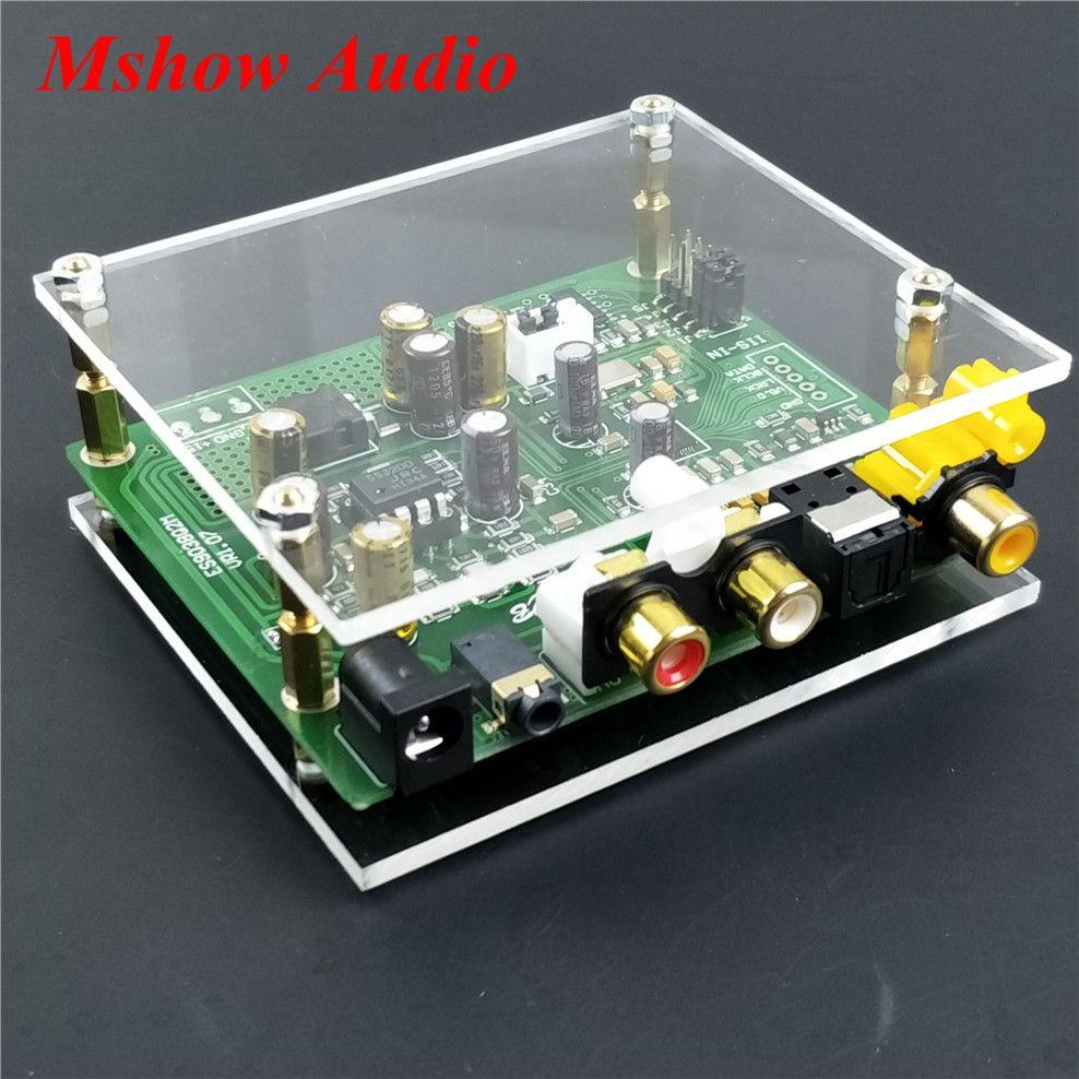 NEW ES9038 ES9038Q2M DAC Decoder board Support IIS DSD DOP 384KHz free shipping