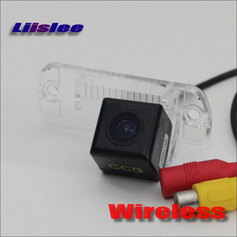 Liislee Wireless Car Back Up Rear View Camera For Mercedes Benz ML W164 ML350 ML330 ML63 ML450 ML500 / Reverse Parking Camera
