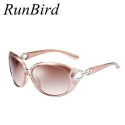 Hot New Desain Fashion Wanita Sunglasses Lady Kacamata Mengemudi Goggle Kualitas Tinggi Terpolarisasi UV400 Oculos de sol feminino R019
