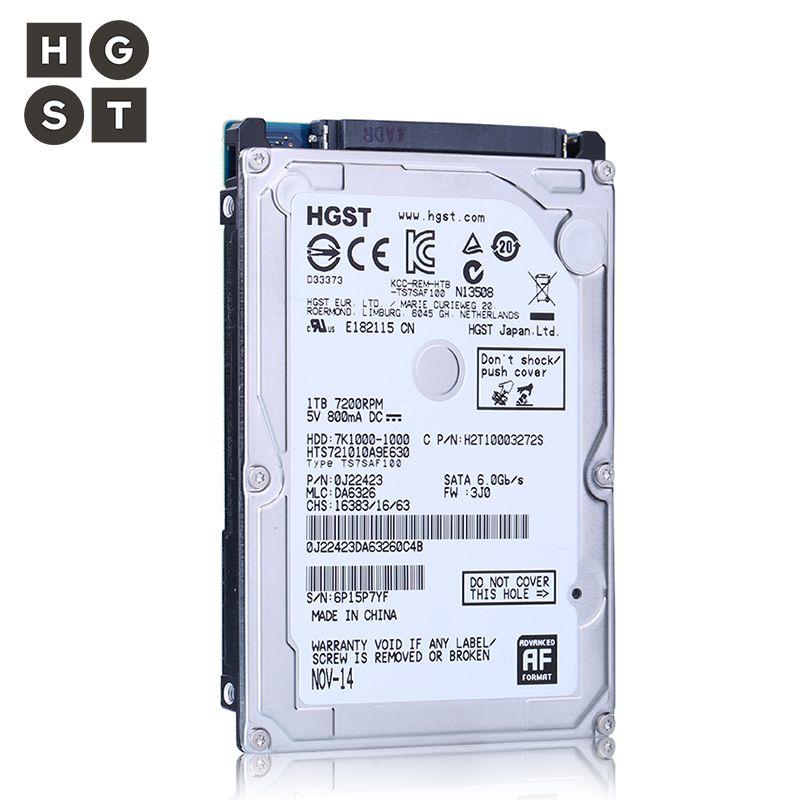 NEUE Original 1000 gb Interne Festplatte Laptop 2,5