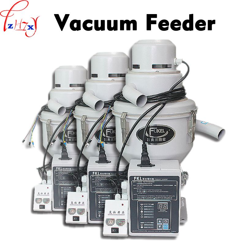 Vacuum Feeder Suction Machine Carbon Brush Type FKL300 Automatic Feeding Granulated rapeseed conveying material Machine 110/220V