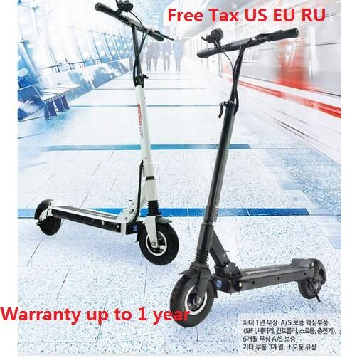 2018 RUIMA mini 4 waterproof version 48V 15.6A BLDC HUB powerful scooter waterproof strong power electric scooter