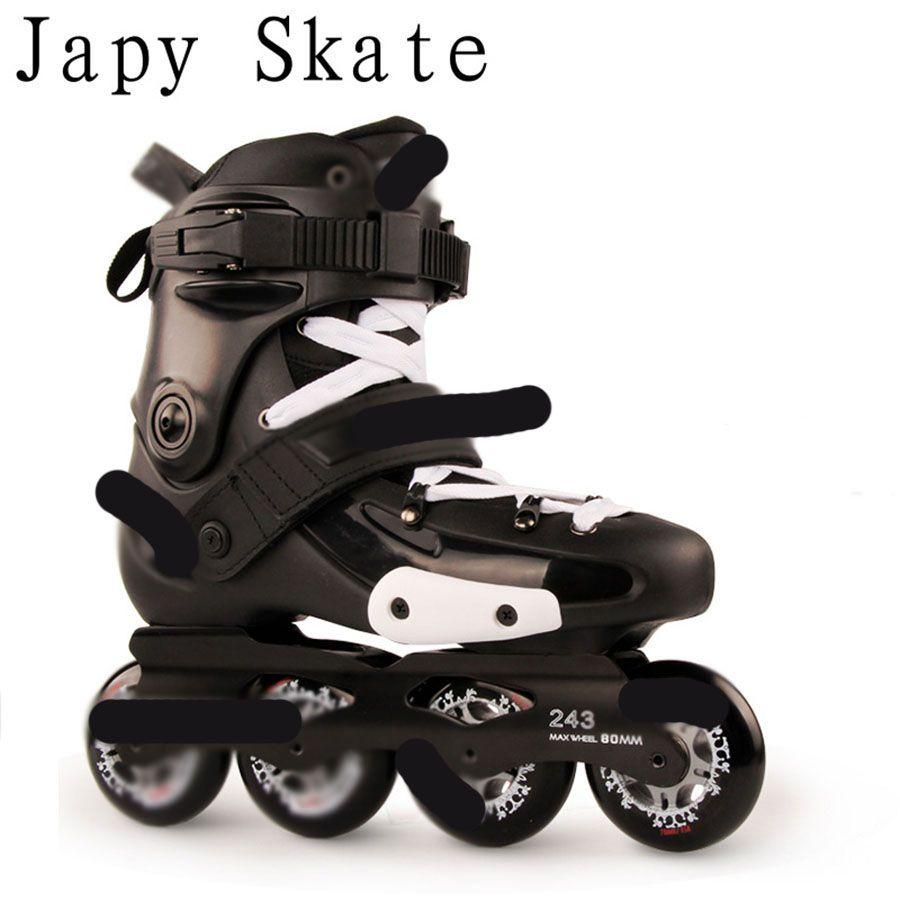 Japy Skate 100% Original FRMX Berufs Slalom Inline Skates Erwachsene Roller Skating Schuhe Schiebe Freies Skating Patines