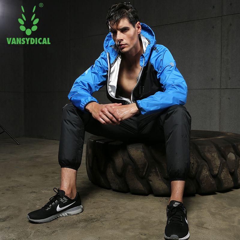 Vansydical 2017 New Sport Running Sets Basketball Soccer Training Tracksuit Team Suit Hoodies Set Jacket Leggings Plus Size 3XL
