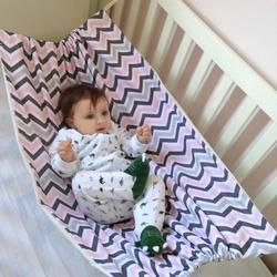 New Baby Infant Hammock Home Outdoor Detachable Portable Comfortable Bed Kit Camping Cartoon princess Hanging Sleeping Bed