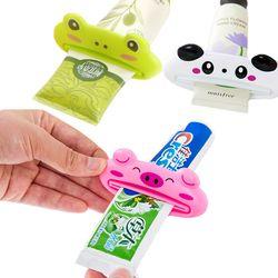 1 шт. многофункциональный соковыжималка для животных/зубная паста, соковыжималка товары для дома, ванная комната, трубка, мультфильм, зубная...