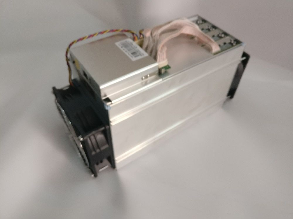 YUNHUI ANTMINER L3+ LTC 504M (with psu) scrypt miner LTC Mining Machine 504M 800W on wall Better Than ANTMINER L3.