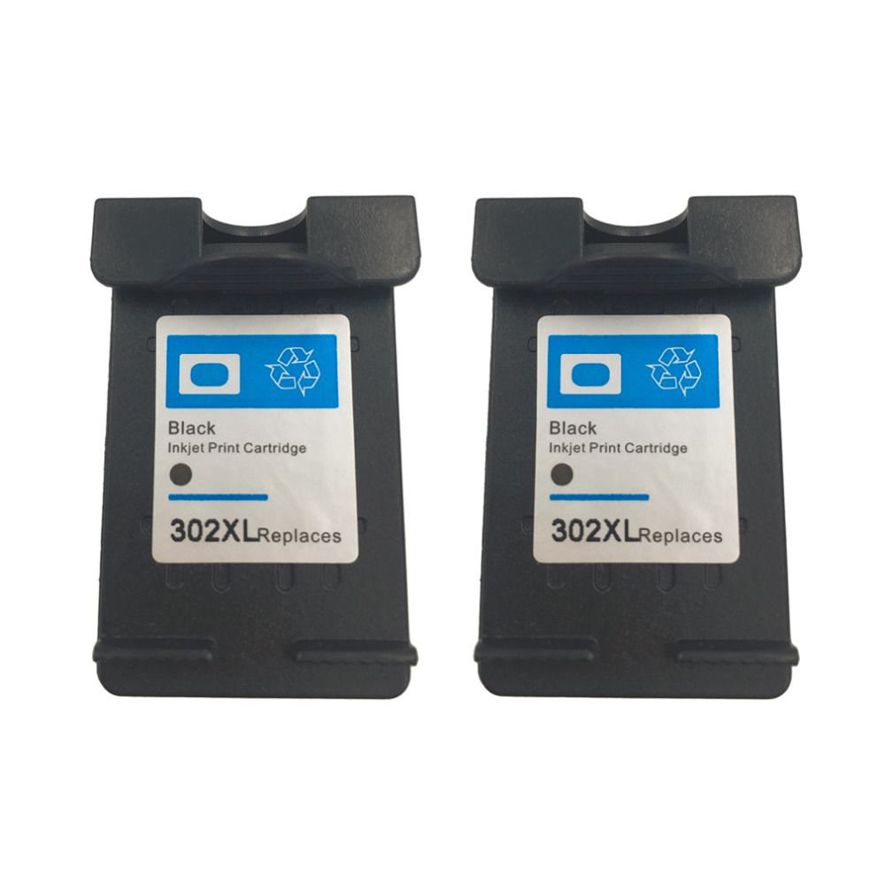 New High quality Ink Cartridge for HP 302 FOR HP-302 FOR HP DESKJET 2130 1110 1115 2134 2135 3630 Envy 4520 4522 4523 4524