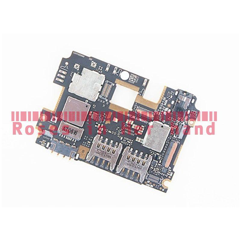 Volle Original Entsperrt Für Xiaomi Redmi Hinweis 2 16 GB Motherboard Logic Mutter Platine Lovain Platte