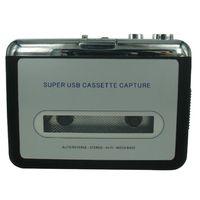 Cassette USB reproductor de Cassette a MP3 convertidor de captura de Audio reproductor de música convertir música en cinta para ordenador portátil Mac OS CREZ218