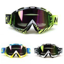 Gafas de Motocross MX Off Road cascos Gafas deporte Gafas para moto Dirt Bike Racing Google Gafas hombres mujeres