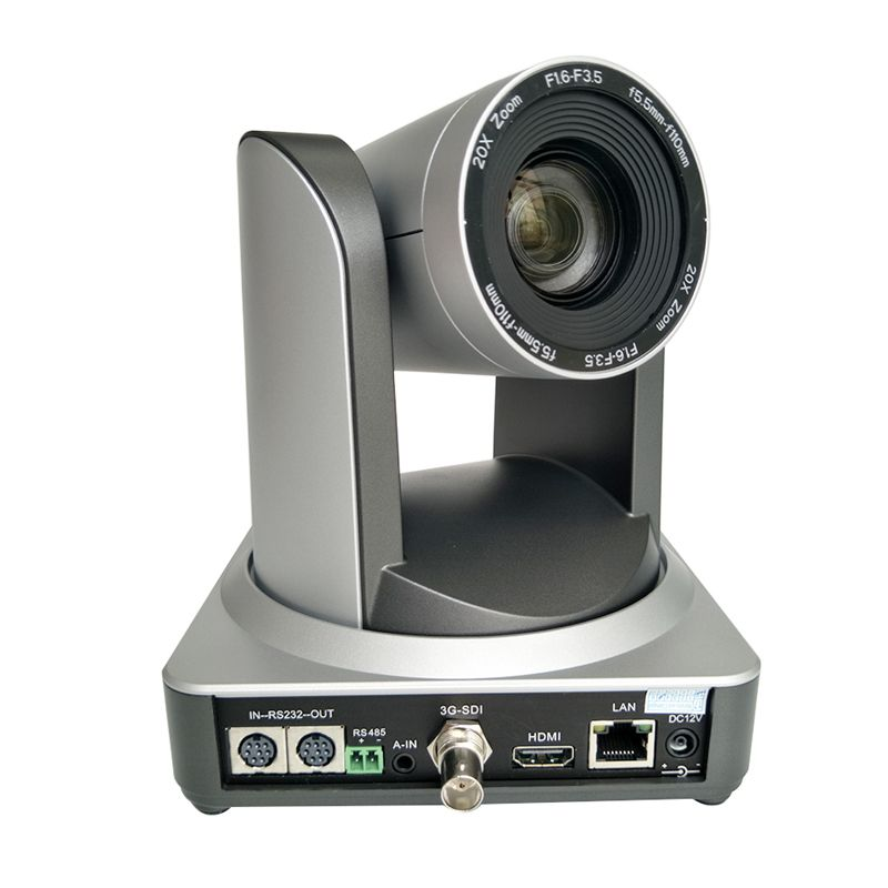 2MP 1080P 60/50fps 2mp 1080p network live streaming ptz camera poe HDMI SDI 20x Optical zoom RTMP RTSP