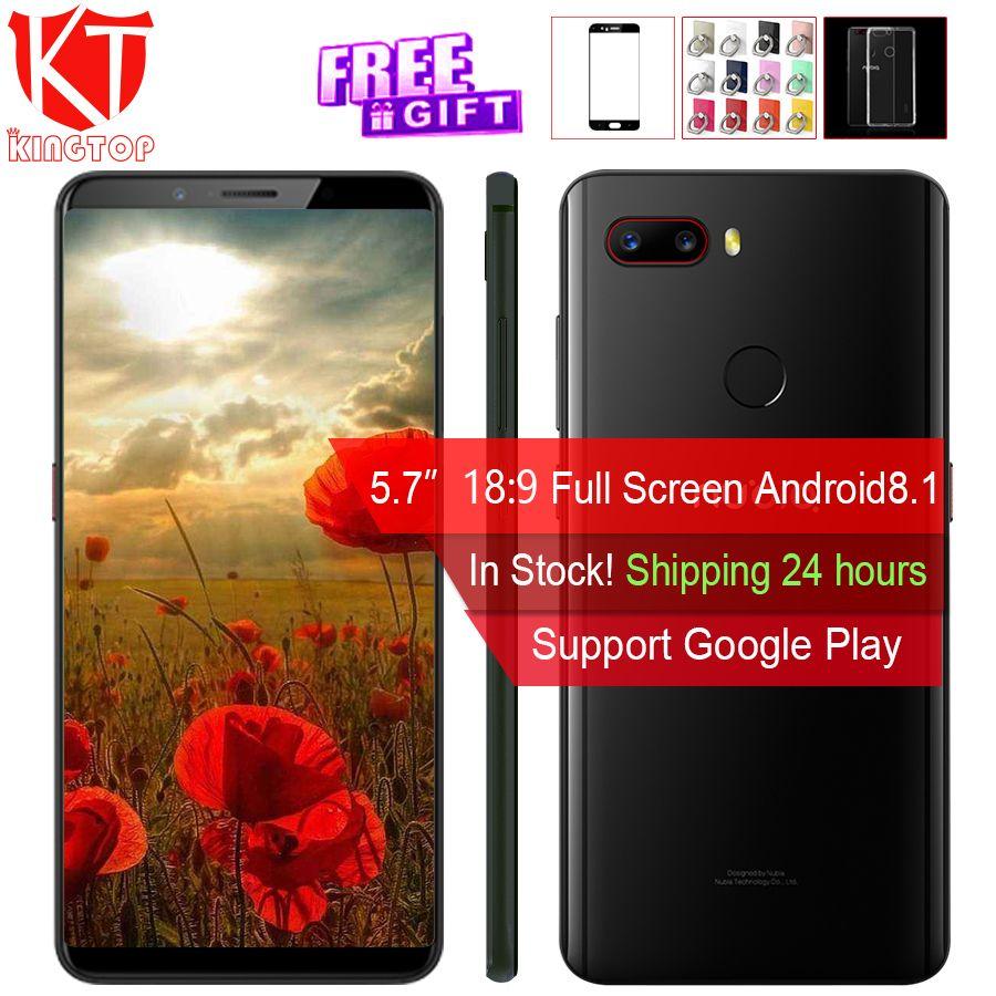 NEW ZTE Nubia Z18 mini Mobile phone 5.7