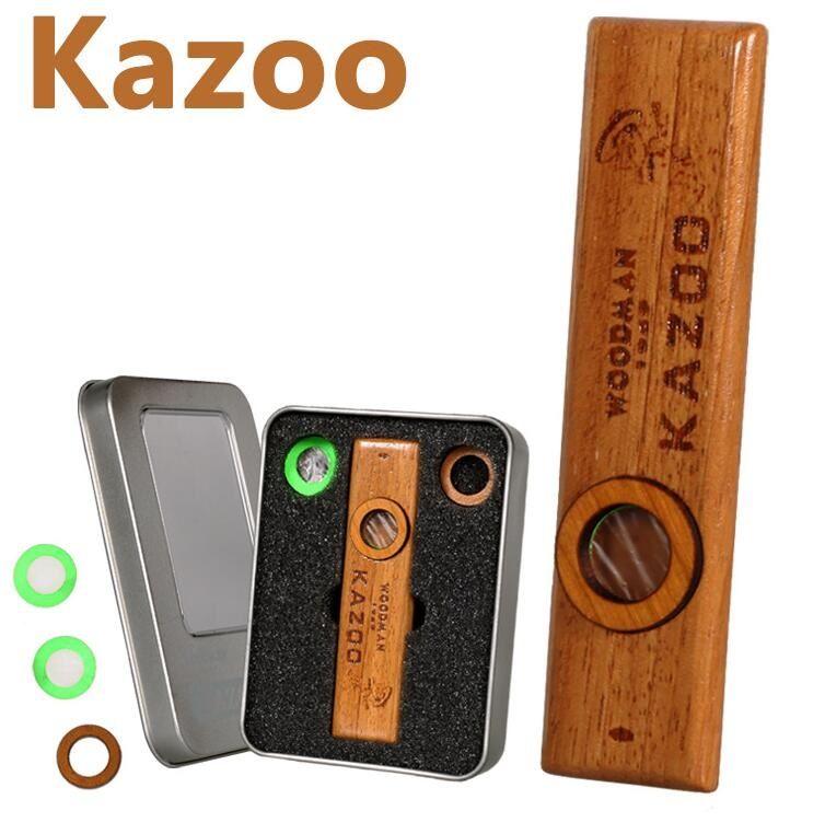 Woodman Wooden Kazoo Play Well with Ukulele