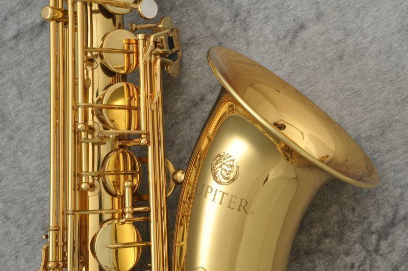 Neue Marke Messing Musical Instruments JUPITER JTS-500 Tenor Saxophon Für Student Gold Überzogene Bb Ton Sax Mit Fall Mundstück