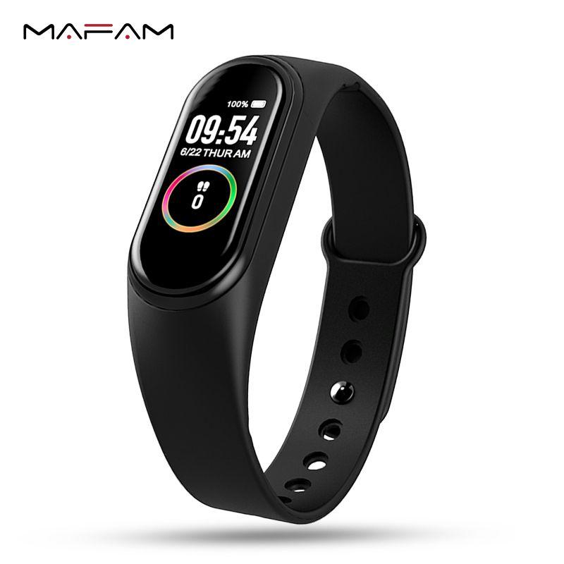 MAFAM smart watch men women android IOS waterproof heart rate monitor fitness tracker smart band smartwatch smartband smartwatch
