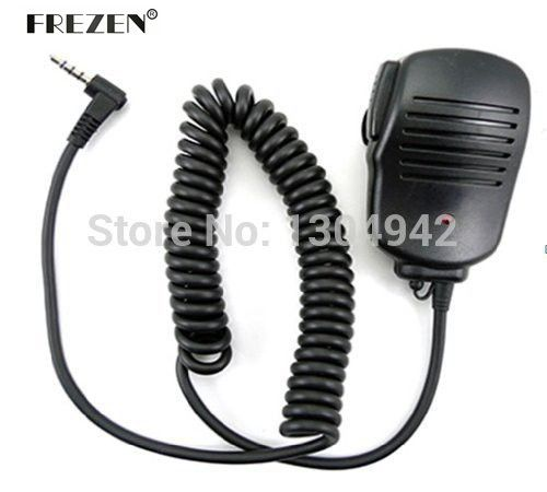 Handheld Speaker Mic microphone for walkie talkie Yaesu Vertex VX-1R/2R/3R/5R/VX168/VX160/FT60R two way radio