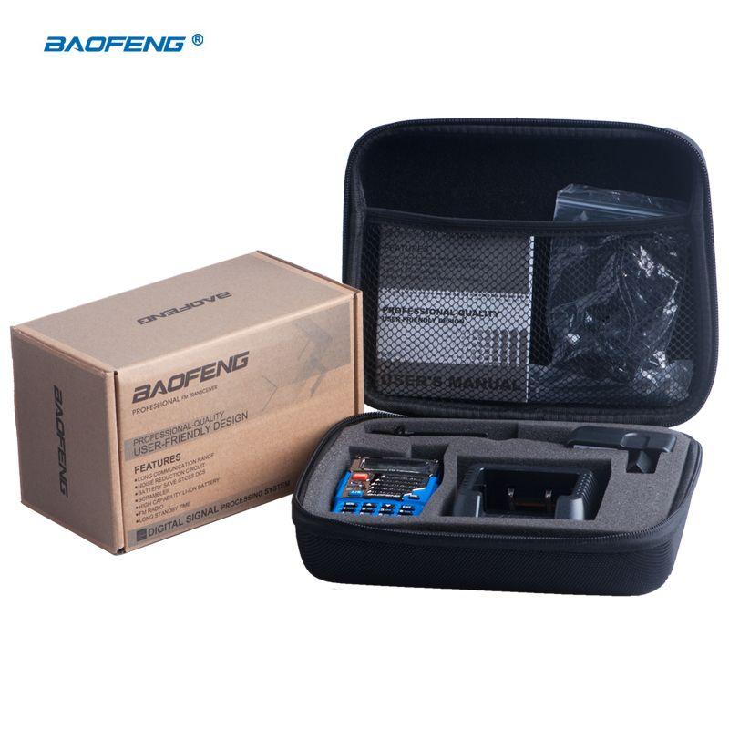 Radio Handbag Portable Walkie-Talkie Bag Suitable for Baofeng UV-5R 5RE High Quality Walkie Talkie Accessories