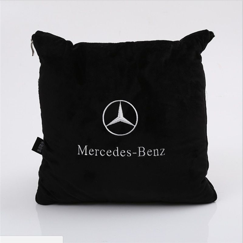 Car Styling Car Pillow, quilt for Mercedes S class W203 Benz W202 W208 W210 C E CLS CLK CLA SLK A200 A180 A260 w220 Car-Styling