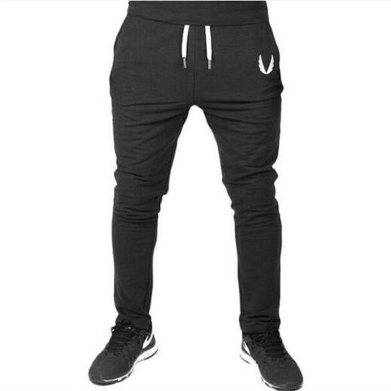 Эстетические революция брюки Бодибилдинг Для мужчин модные повседневные штаны Стрингер Фитнес рубашка брендовая одежда Для мужчин спорти...