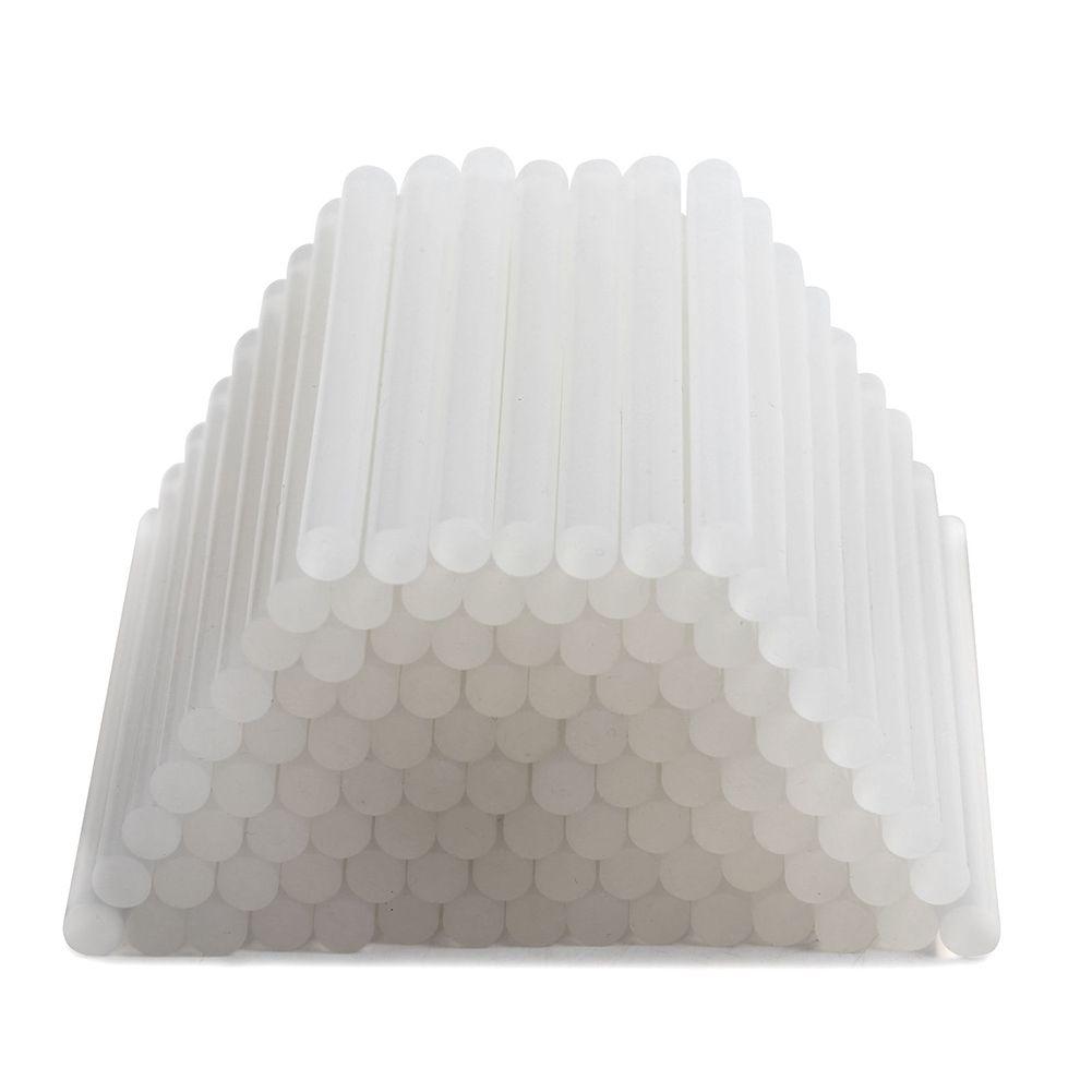 200 x plástico translúcido adhesivo hot melt varilla