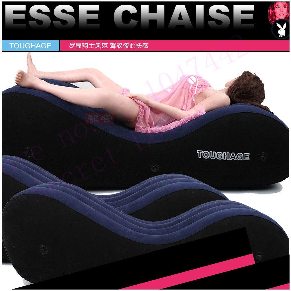 Canapé gonflable Portable de marque de luxe multi-fun lit de voiture adulte sexe canapé Pad amour sexe chaise sexe meubles.