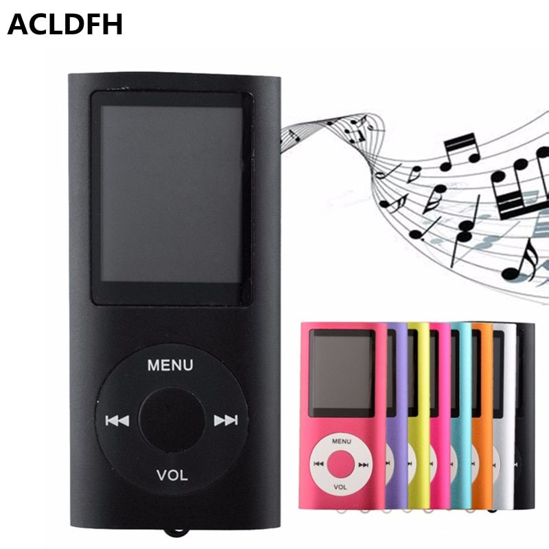 ACLDFH Mp 3 Lettore Mp3 player Lcd Screen Music Musica clip reproductor kids speler aux usb digital sport led mp3 players audio