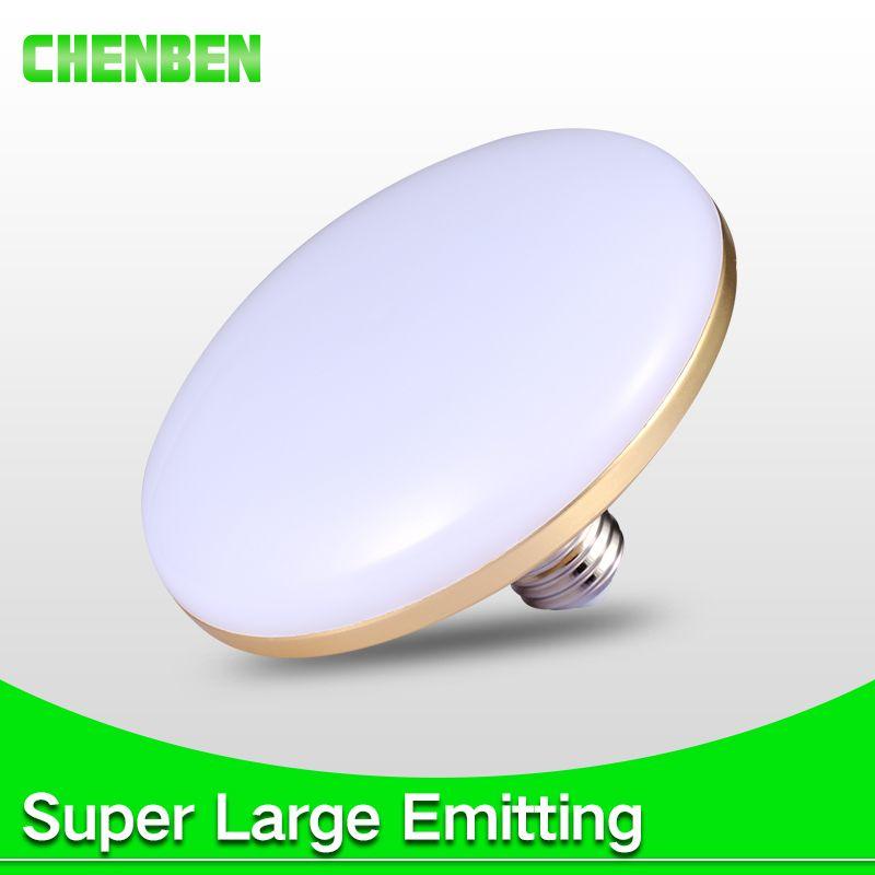E27 LED Ampoule Bomlillas lampe à LED 220V 15W 20W 50W UFO Ampoule LED s lumière blanche froide spot pour la maison éclairage de cuisine intérieure