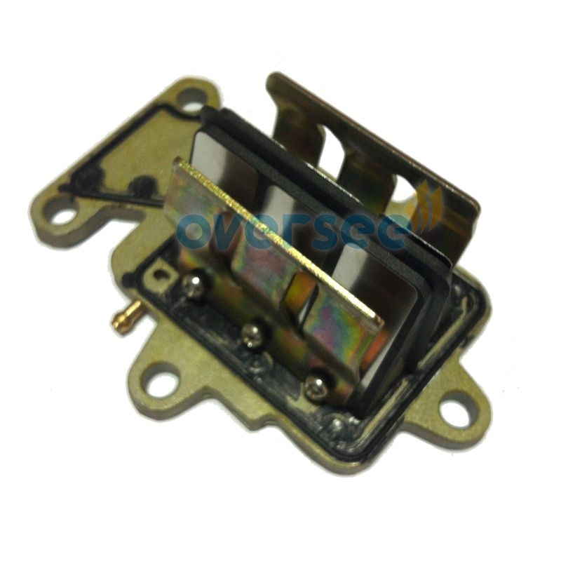 63W-13610-00 Reed Valve Assy Replaces For Yamaha Parsun Powertec 9.9HP 15HP Outboard Engine,Boat Motor Aftermarket 63V-13610-00