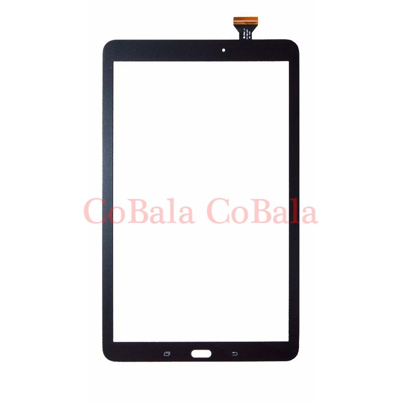 10Pcs For Samsung Galaxy Tab E 9.6 T560 T561 T562 Touch Screen Digitizer LCD Outer Panel Front Glass Sensor Part+Adhesive