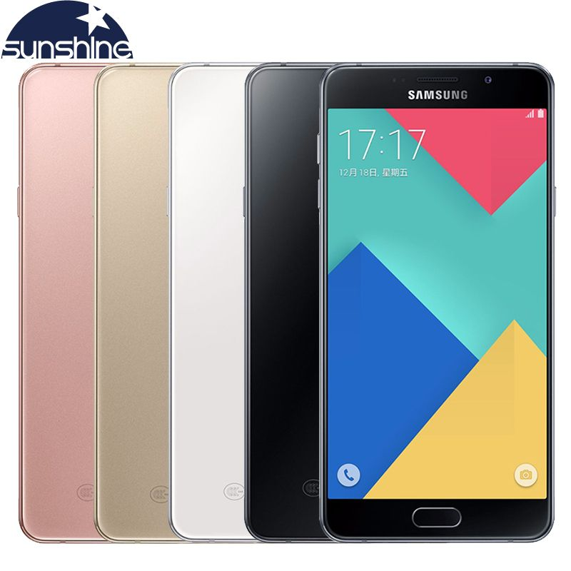 Original Samsung Galaxy A7 A7100 4G LTE Android Cellphone Octa Core 5.5