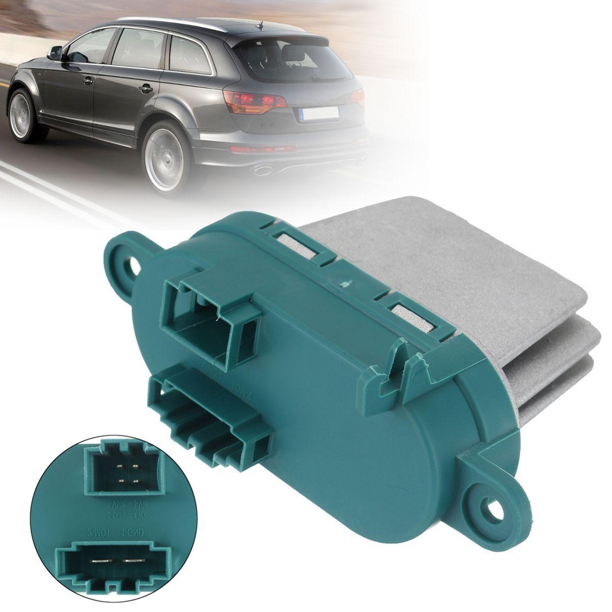 #7L0907521 Transporter Blower Fan Motor Heater Resistor Speed Controller For Audi/VW/Porsche 2011 2012 2013 2014 2015 2016 2017