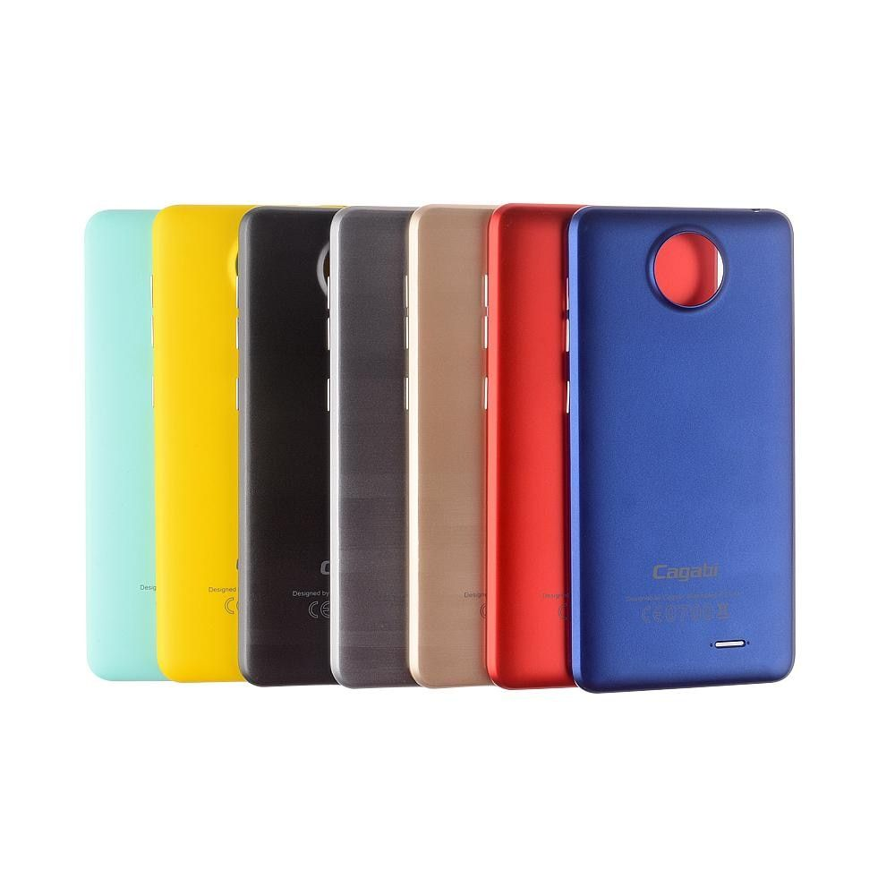 Original Spare Part Back Battery Cover For CAGABI ONE 5.0 Inch Smartphone