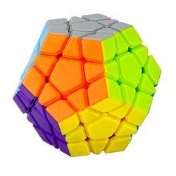 YJ Yongjun Moyu Yuhu Magic Cube Teka-teki Kecepatan Kubus Mainan Anak Mainan Pendidikan
