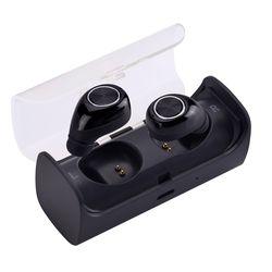 TWS-10 In-Ear Earphone mini wireless bluetooth hands free Earphone Super Bass Earbud vs x1t x2t fone de ouvido For iphone