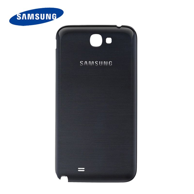 100% Original For Samsung Galaxy Note2 N7100 Back Battery Door Rear Housing Cover Case For note2 Battery Cover Replacement