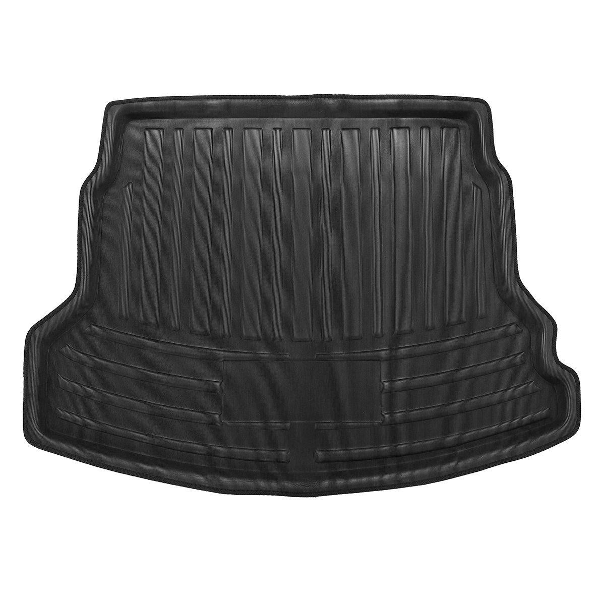 Black Car Rear Trunk Liner Cargo Boot Mat Floor Tray Protector Blanket For Honda CRV for CRV 2012-2016 Up