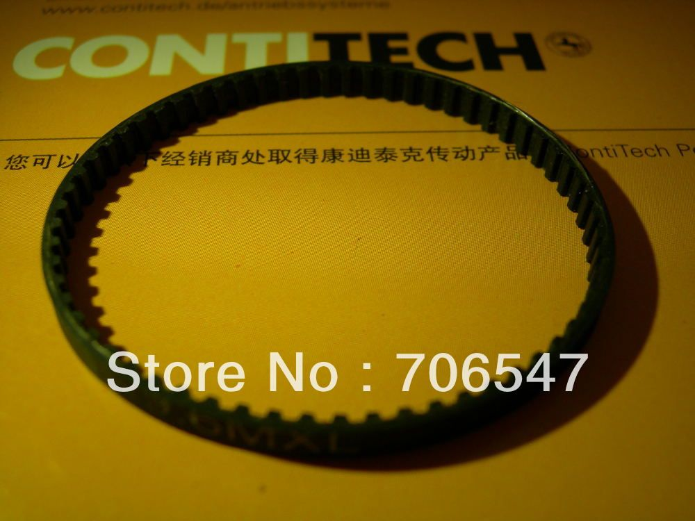 Free Shipping 10pcs 500 GT2 6  closed loop rubber 2GT timing belt  500-GT2-6  Teeth 250  Length 500mm width 6mm for 3D printer