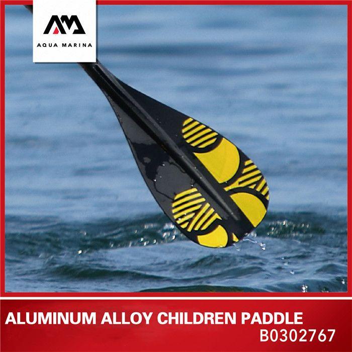 AQUA MARINA Neue Ace ISUP Aufblasbare Surf Bord Spezielle Paddle Für Kinder SUP Surfen Bord Paddel Jugendliche 2 Abschnitt Ruder