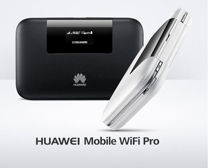 Original Unlocked Huawei E5770 E5770S-320 150Mbps 4G Mobile WiFi Pro Router with RJ45 port+5200mAh power bank Mobile hotspot