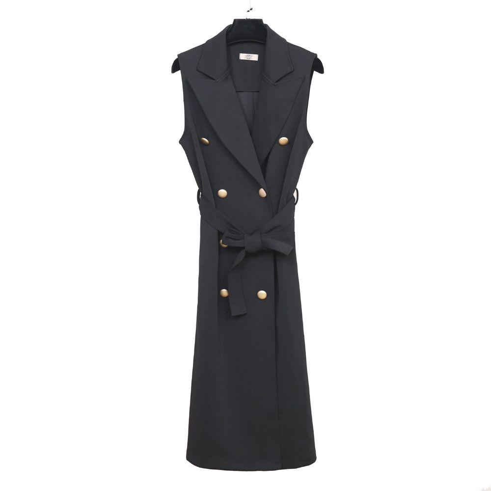 new winter long vest xxxxl plus size women
