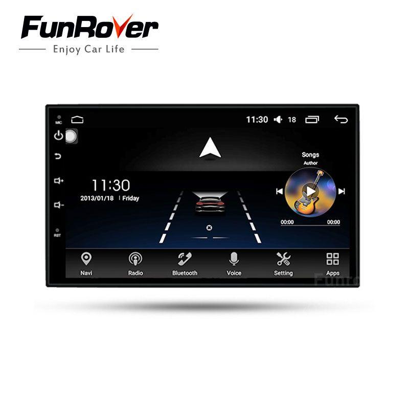 Funrover Car Multimedia Player 7
