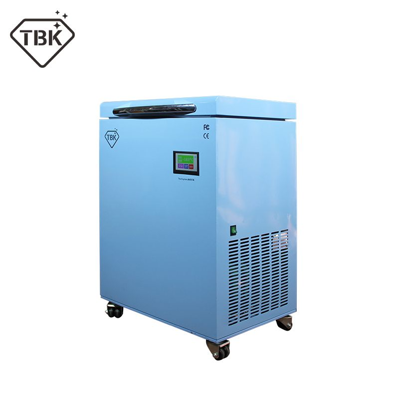 -185C LCD Freezing Machine TBK 588 Frozen Separator Instruments LCD Touch Screen Separating Machine For smasung S6 S7 S8 edge