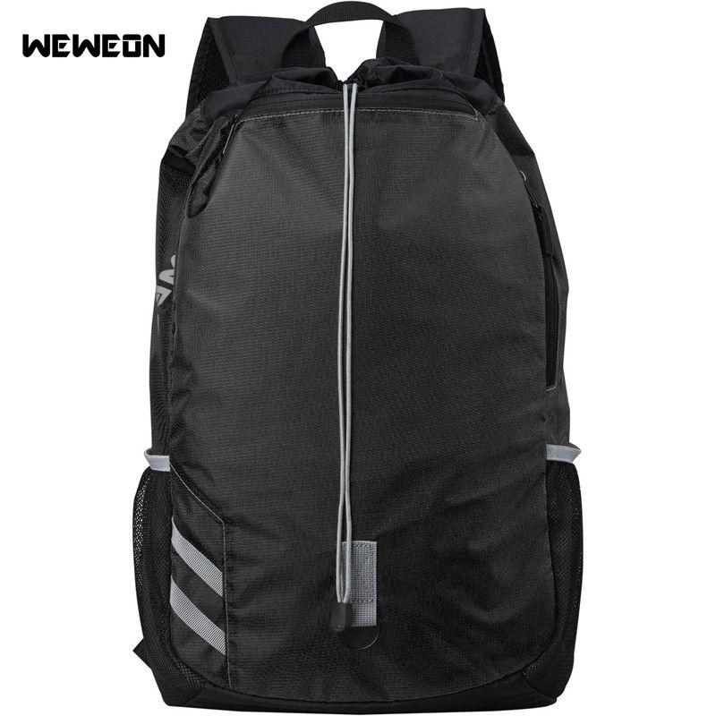 35L большой легкий открытый спортивный рюкзак Водонепроницаемый тренажерный зал Фитнес сумка для Для мужчин и Для женщин рюкзак на шнурке