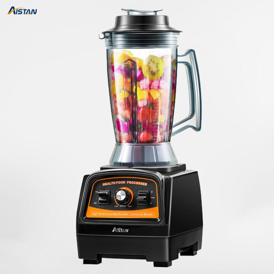 A7400 2800 watt BPA FREI 3.3HP 3.9L Heavy Duty Kommerziellen Mixer Professional Power Blender Mixer Entsafter Küchenmaschine Japan Klinge